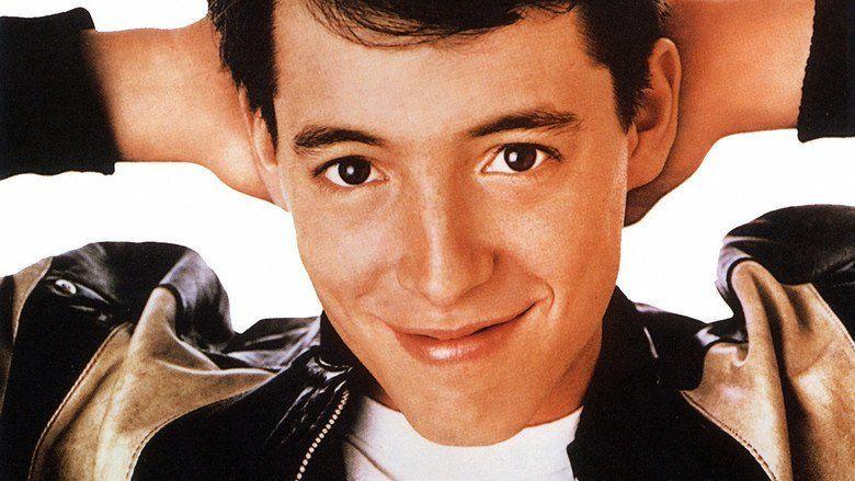 Ferris Buellers Day Off movie scenes