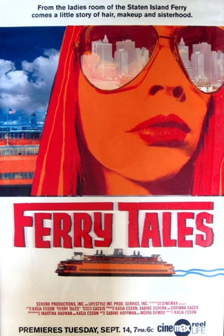 Ferry Tales movie poster