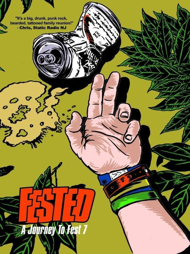 Fested: A Journey to Fest 7 movie poster