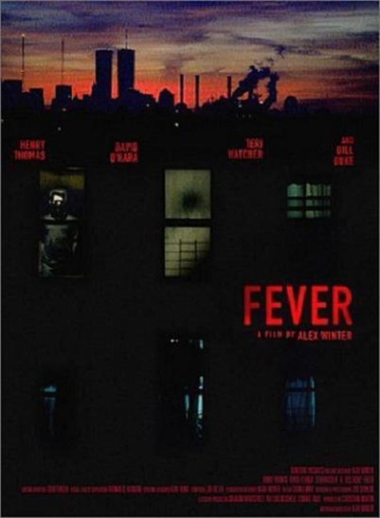 Fever (1999 film) movie poster