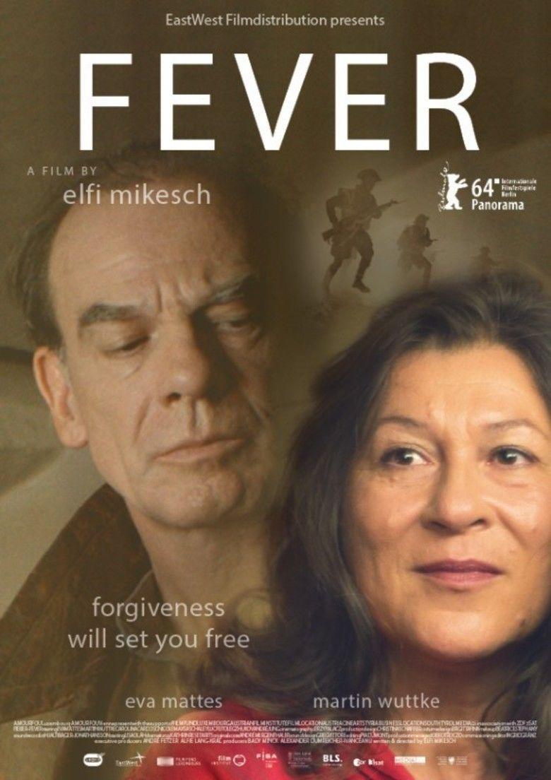 Fever (2014 film) movie poster