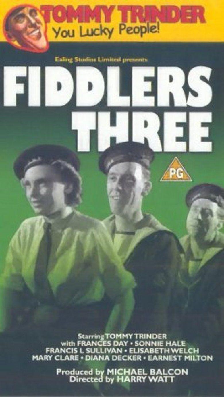 Fiddlers Three (1944 film) movie poster