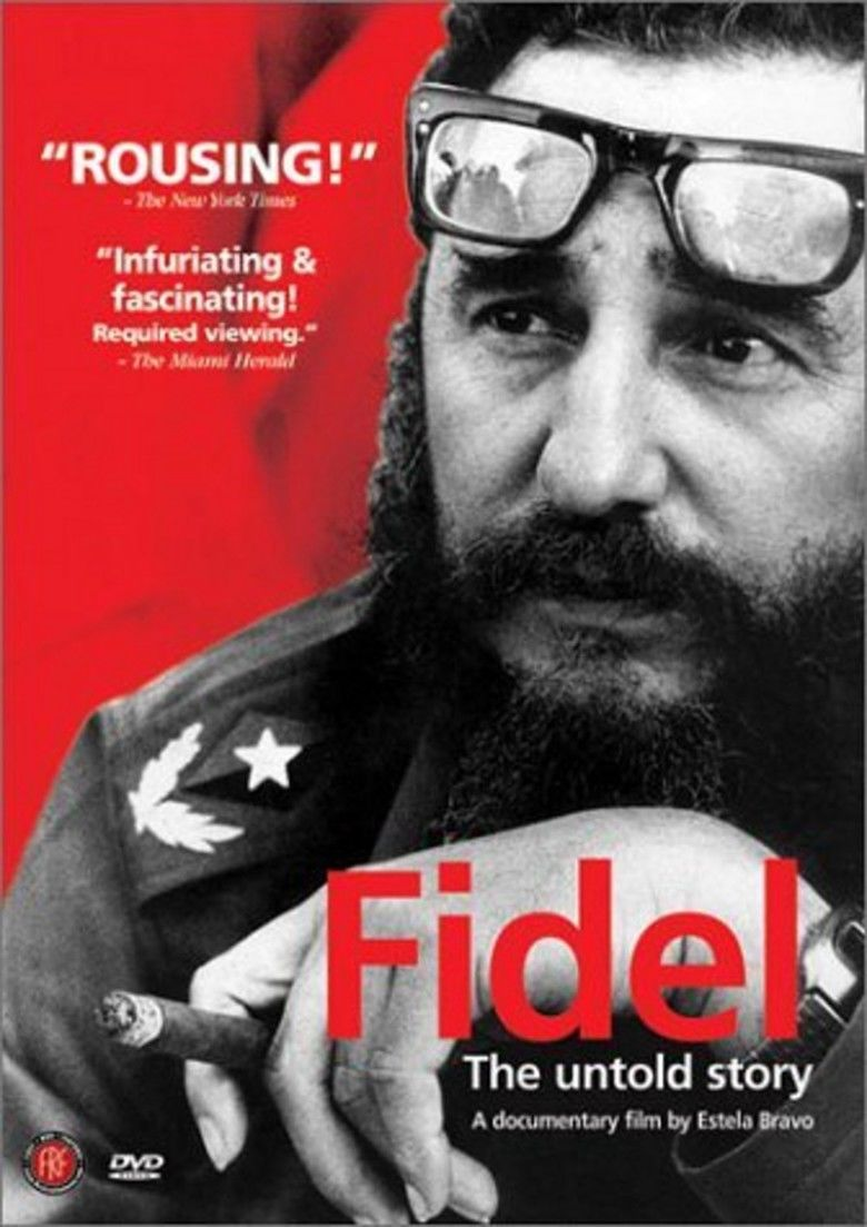 Fidel: The Untold Story movie poster