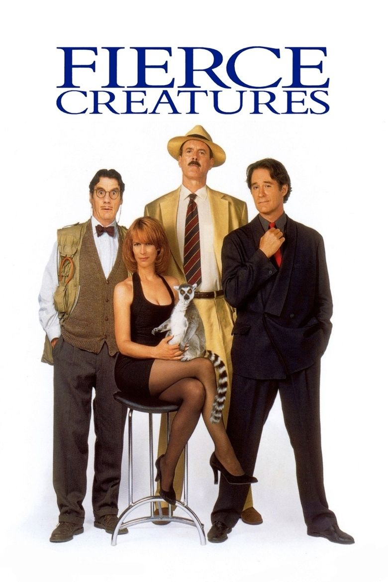Fierce Creatures movie poster