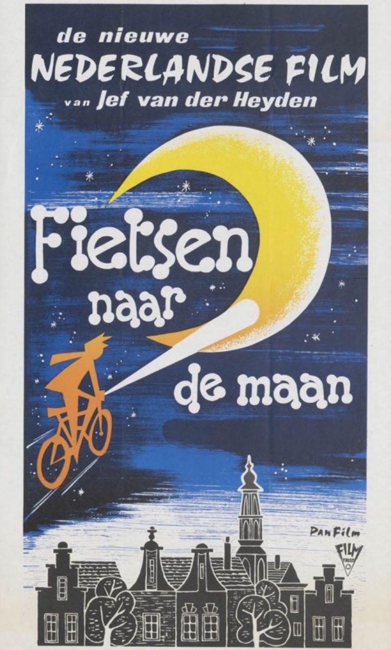 Fietsen naar de Maan movie poster