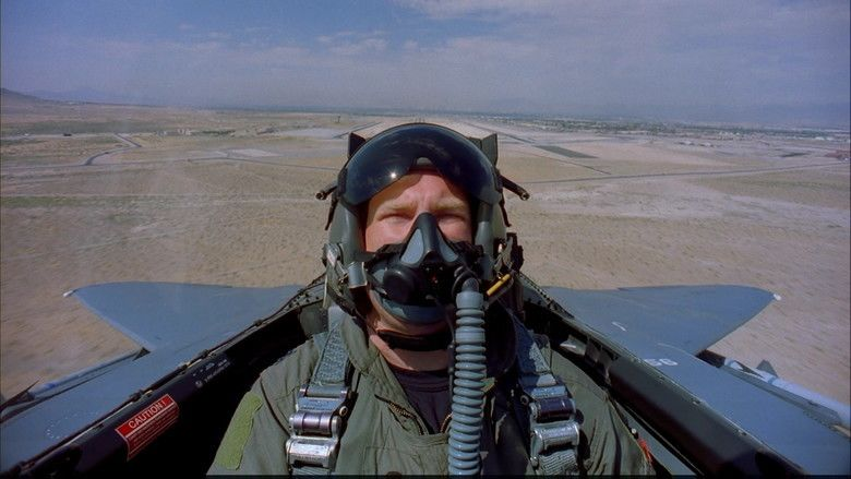 Fighter Pilot: Operation Red Flag movie scenes