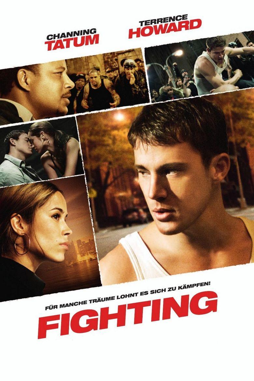 Fighting (2009 film) movie poster