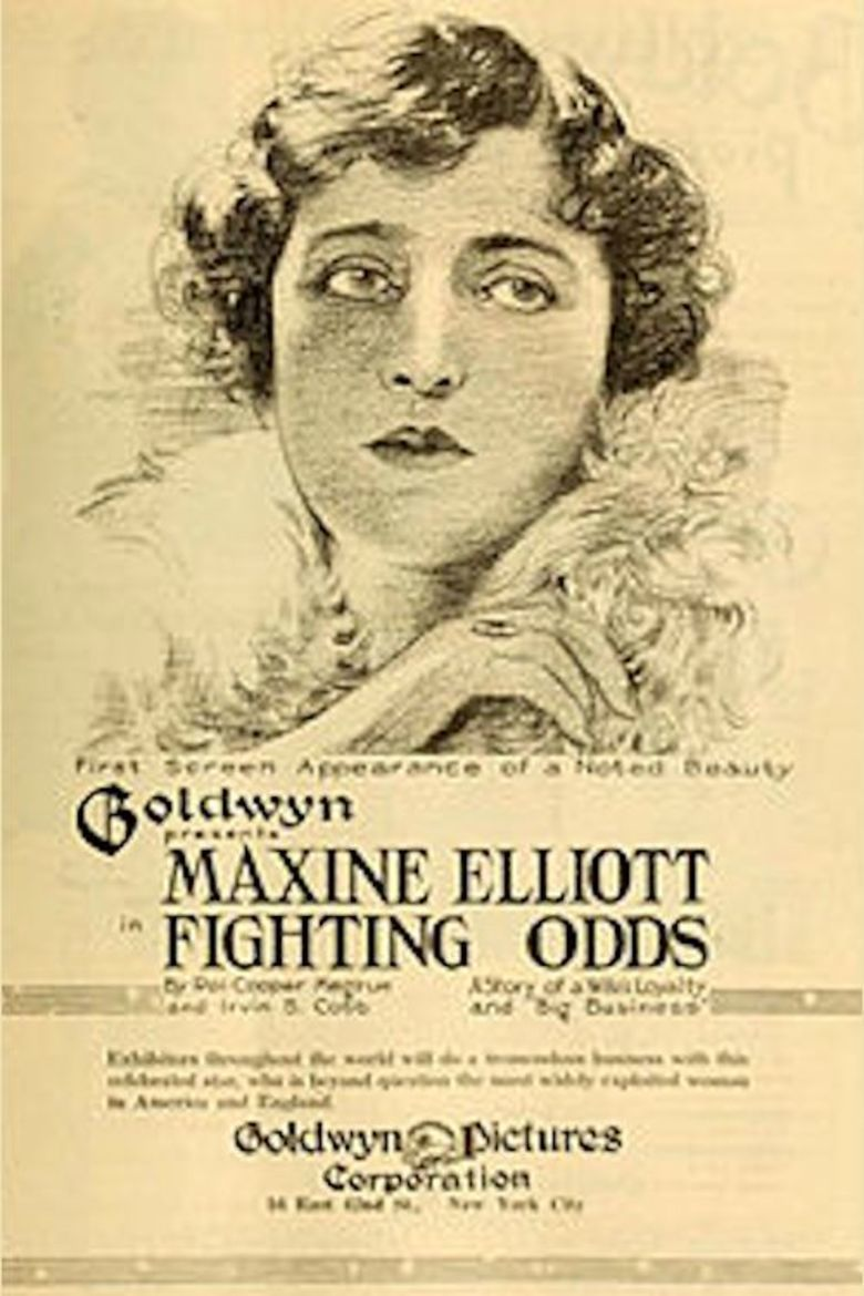 Fighting Odds movie poster