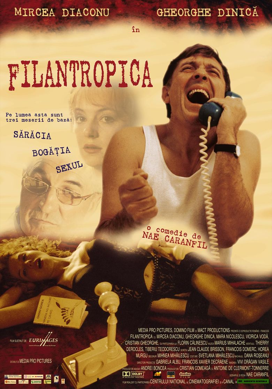 Filantropica movie poster