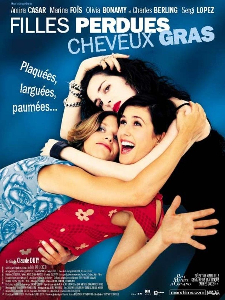 Filles perdues, cheveux gras movie poster