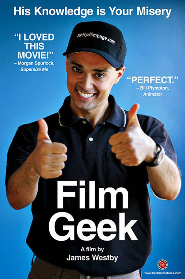 Film Geek movie poster