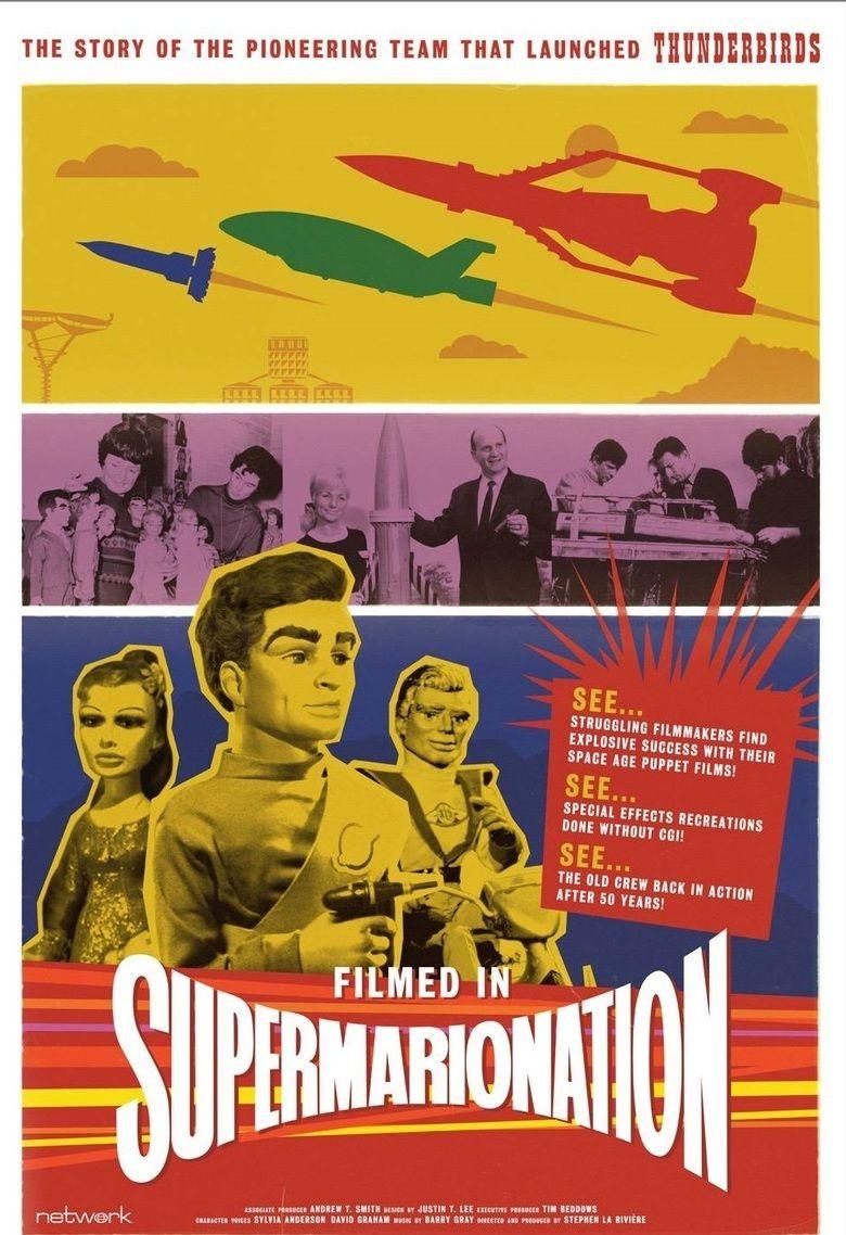 Filmed in Supermarionation movie poster