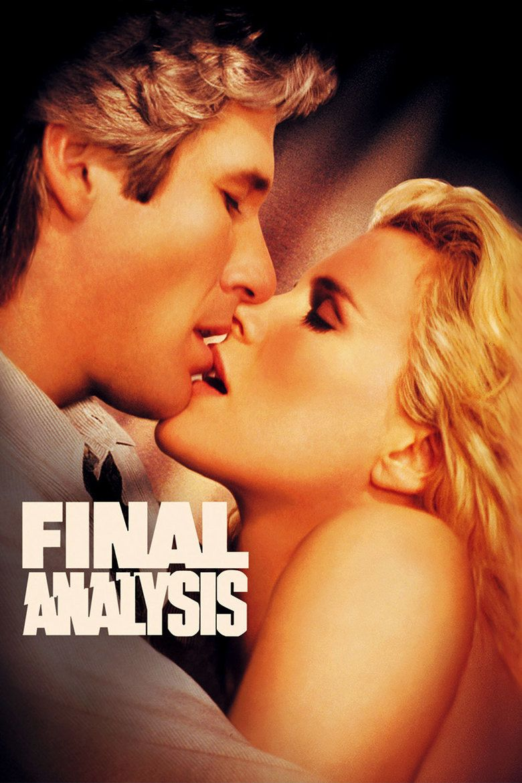 Final Analysis movie poster