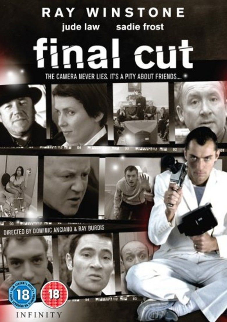 Final Cut (1998 film) movie poster