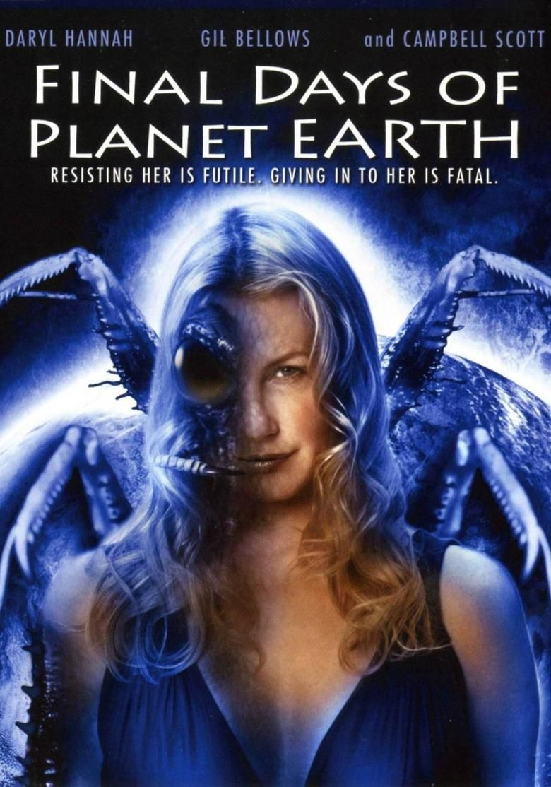 Final Days of Planet Earth movie poster
