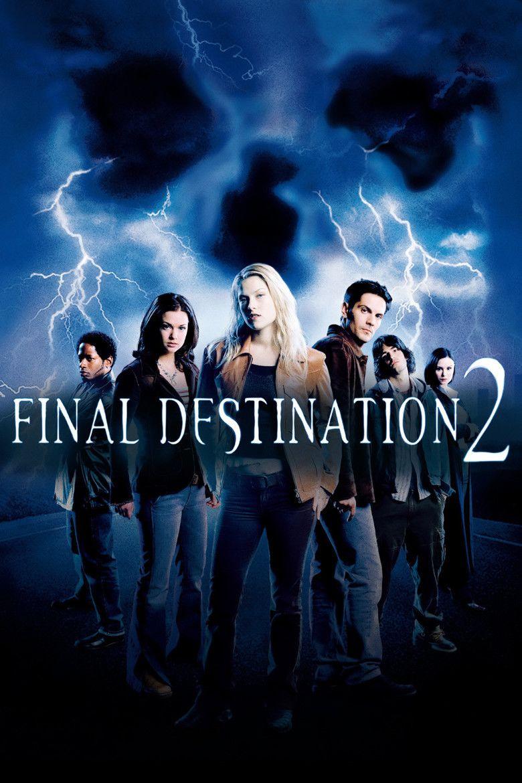 Final Destination 2 movie poster