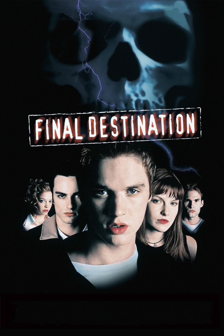 Final Destination (film) movie poster