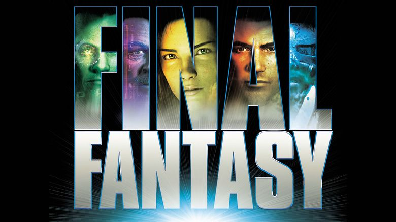 Final Fantasy: The Spirits Within movie scenes