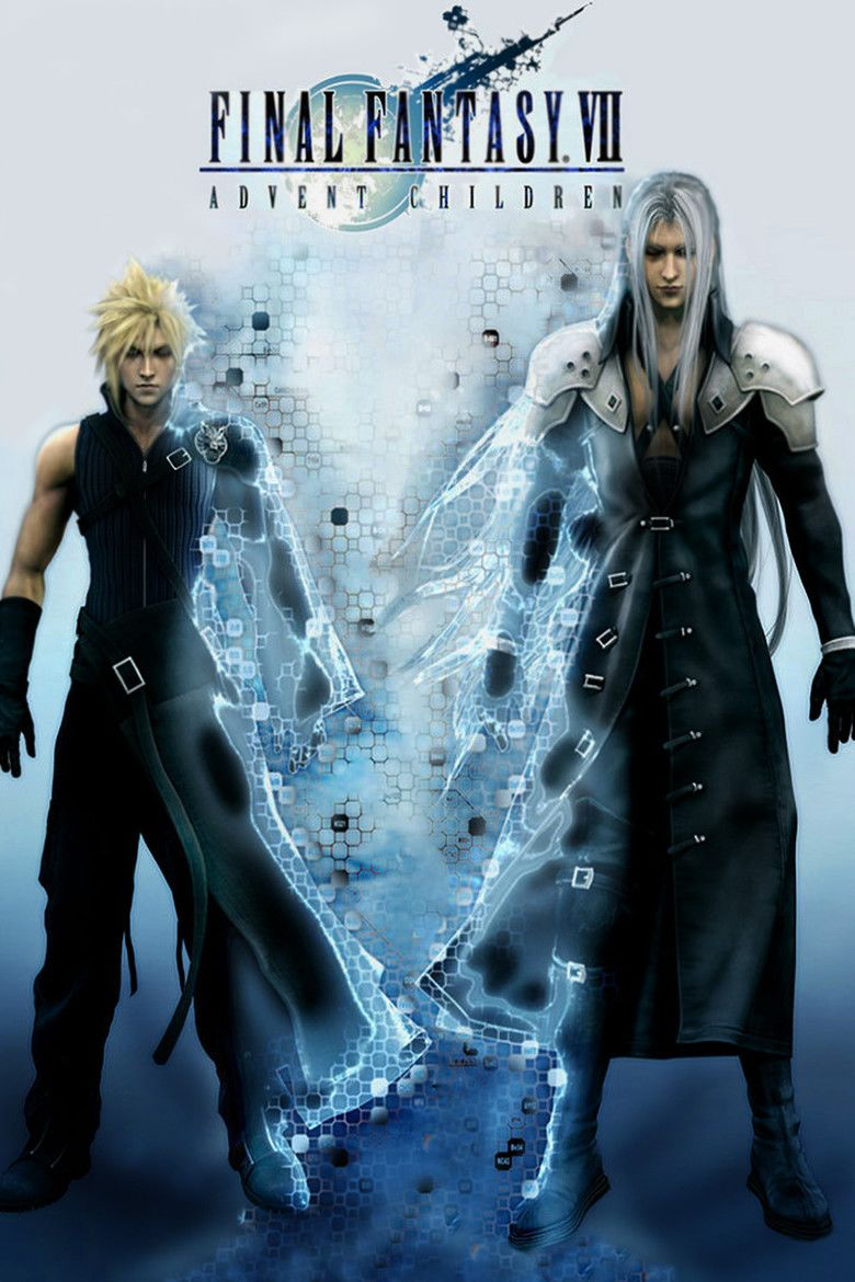 Final Fantasy VII: Advent Children - Alchetron, the free