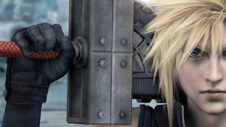Final Fantasy VII: Advent Children movie scenes
