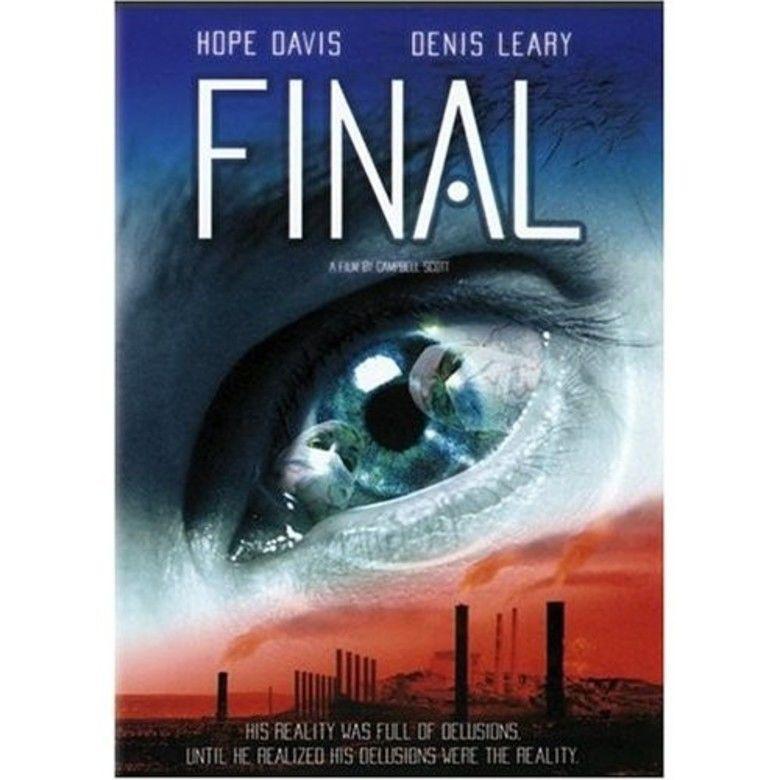 Final (film) movie poster