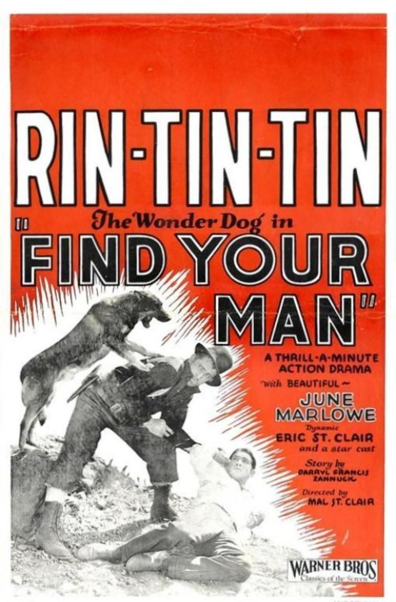 Find Your Man movie poster