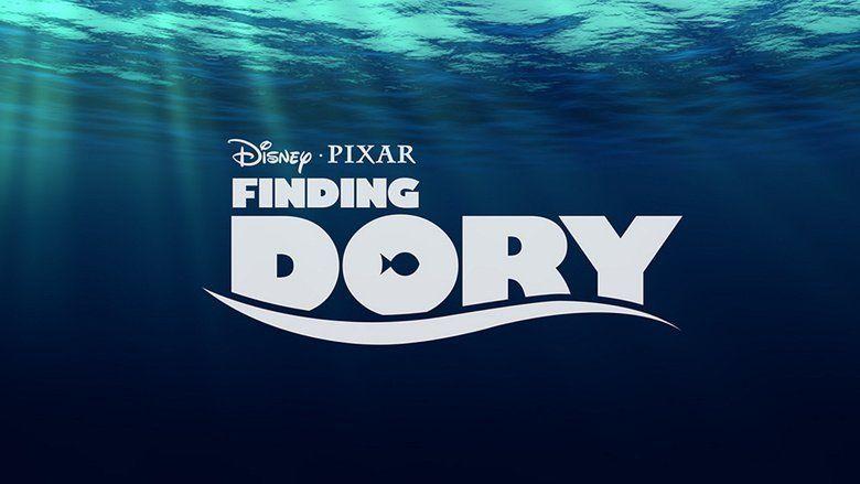 Finding Dory movie scenes