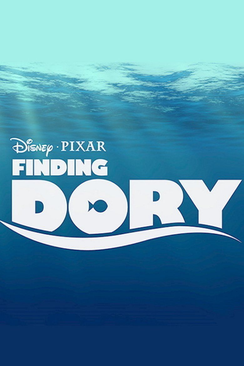 Finding Dory movie poster