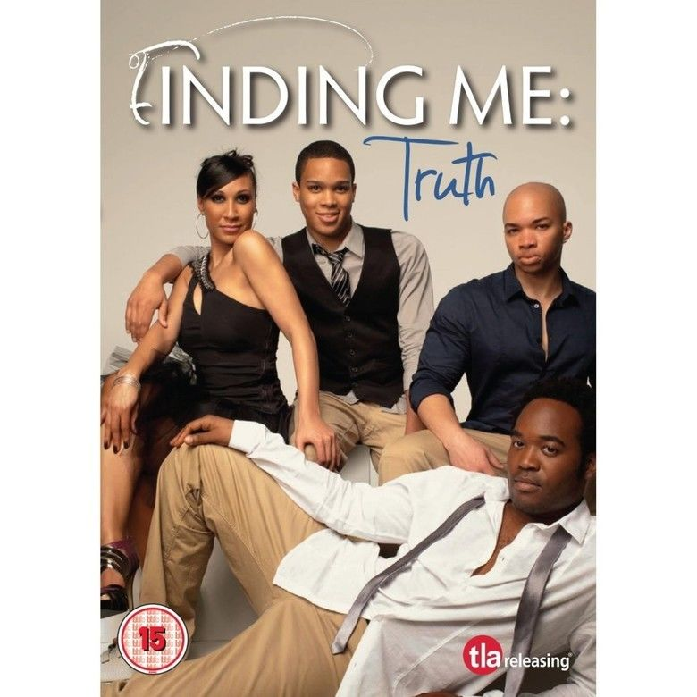 Finding Me movie poster