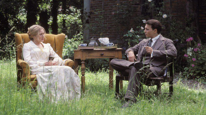 Finding Neverland movie scenes