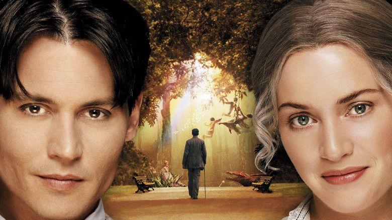 Finding Neverland movie scenes