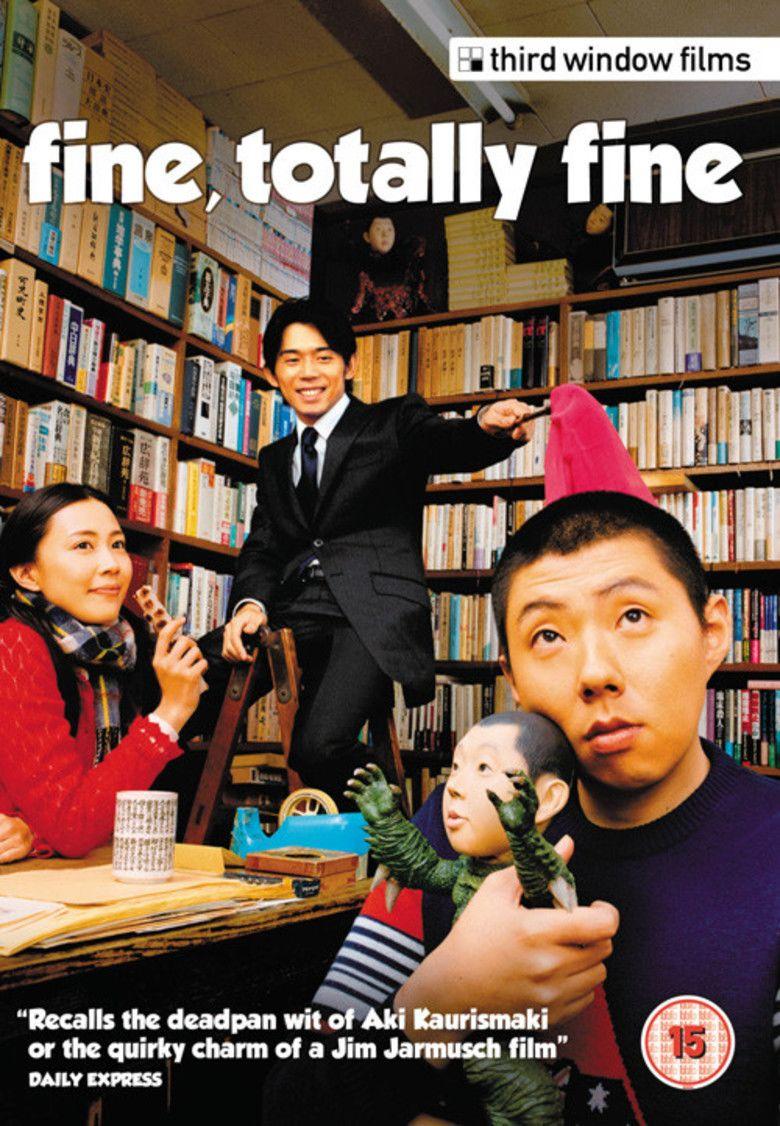 Fine, Totally Fine movie poster
