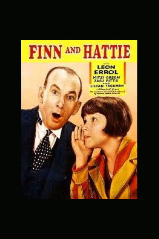 Finn and Hattie movie poster