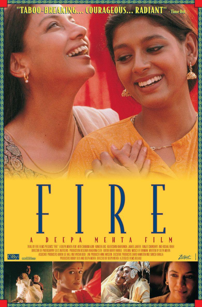 Fire (1996 film) movie poster