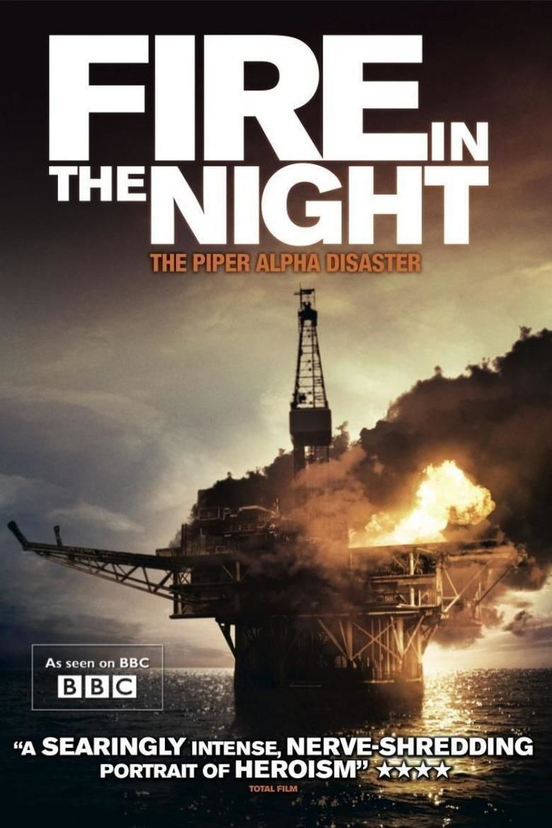 Fire in the Night movie poster