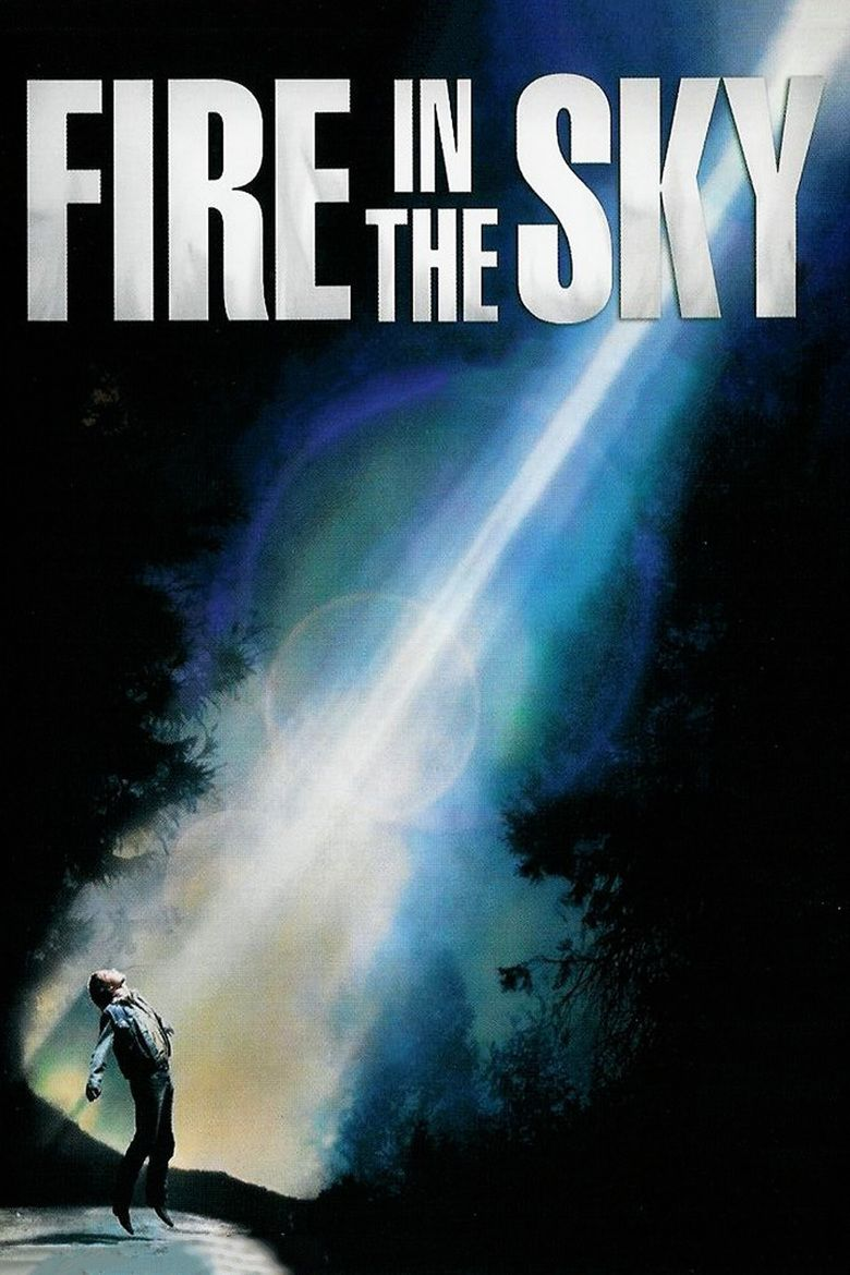 Fire in the Sky movie poster