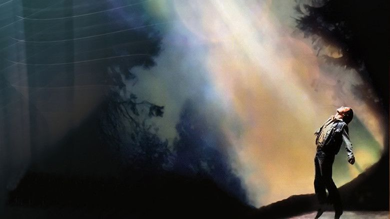 Fire in the Sky movie scenes