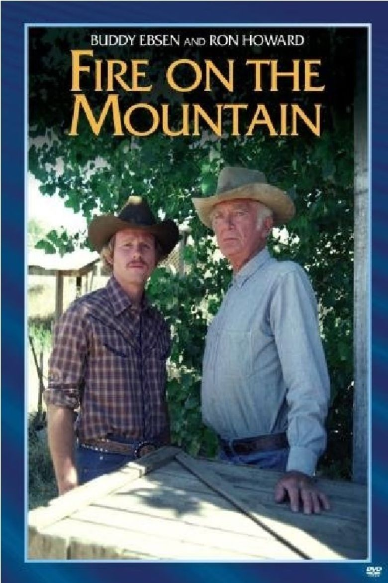 Fire on the Mountain (1981 film) movie poster