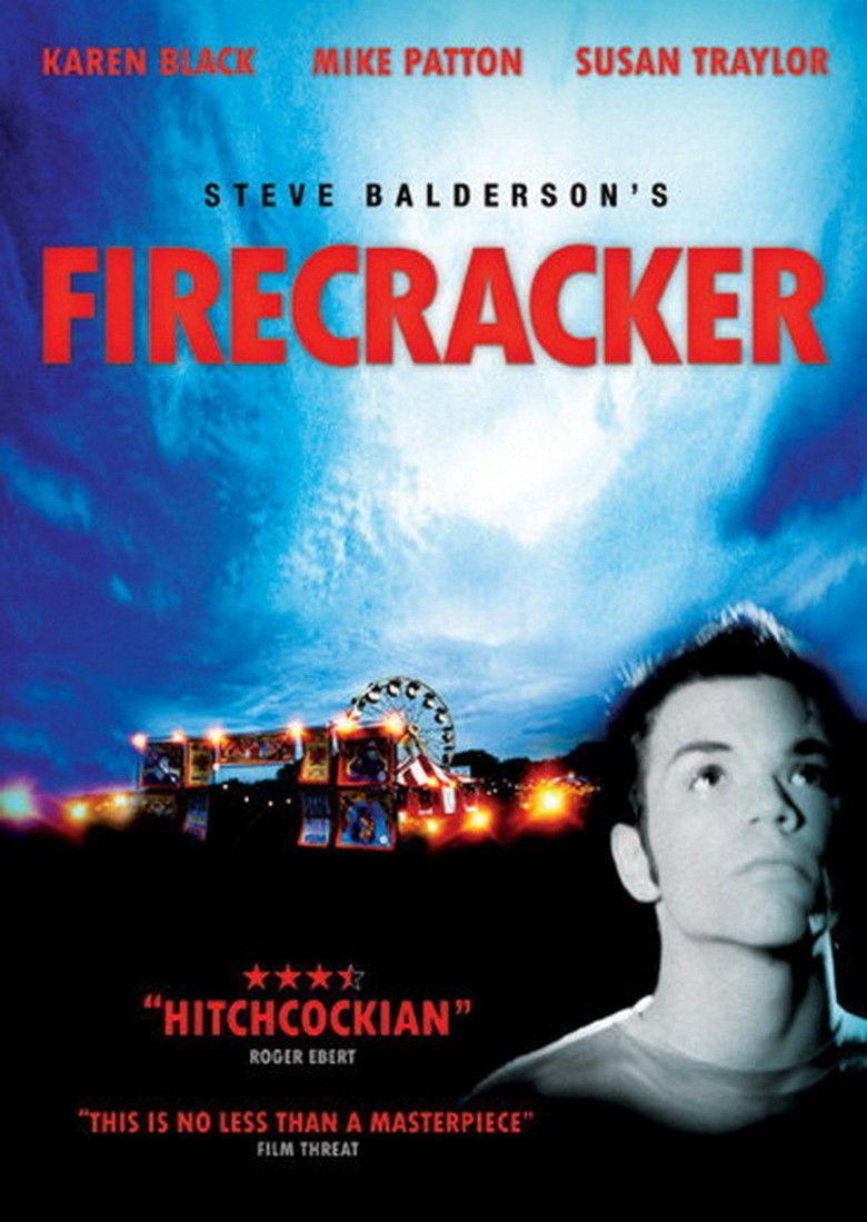 Firecracker (film) movie poster