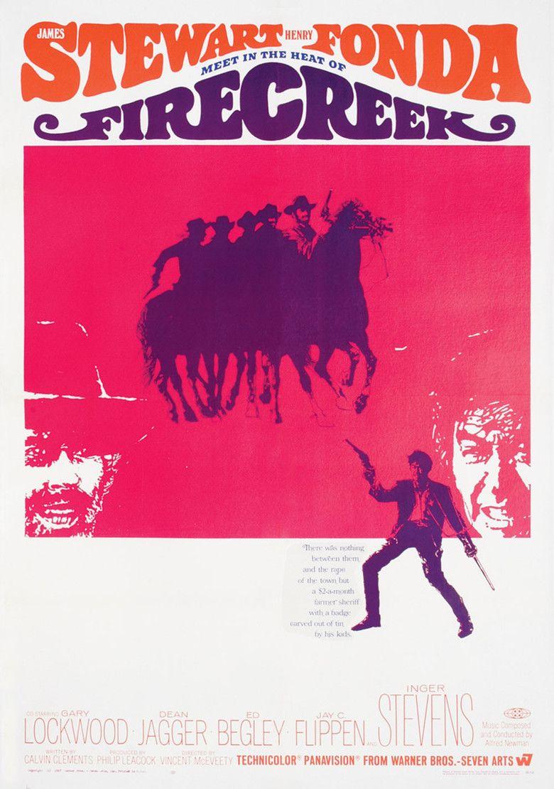 Firecreek movie poster