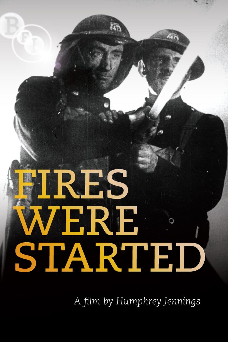 Fires Were Started movie poster