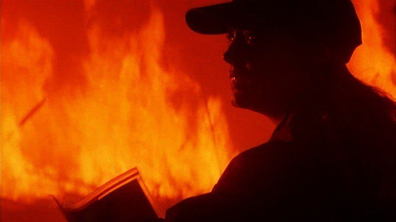 Firestorm (1998 film) movie scenes