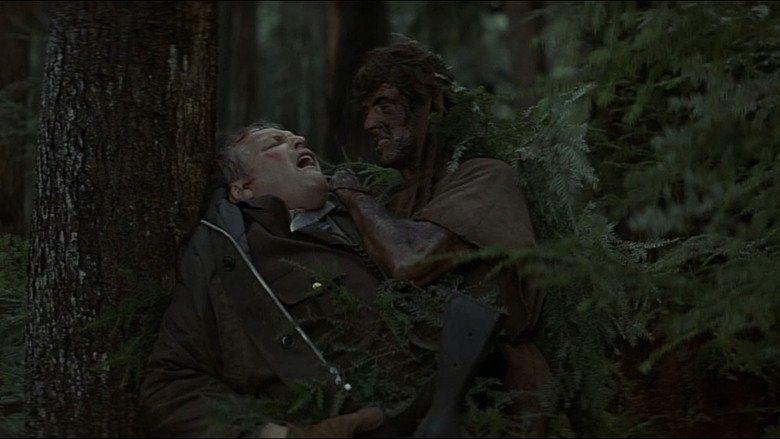 First Blood movie scenes