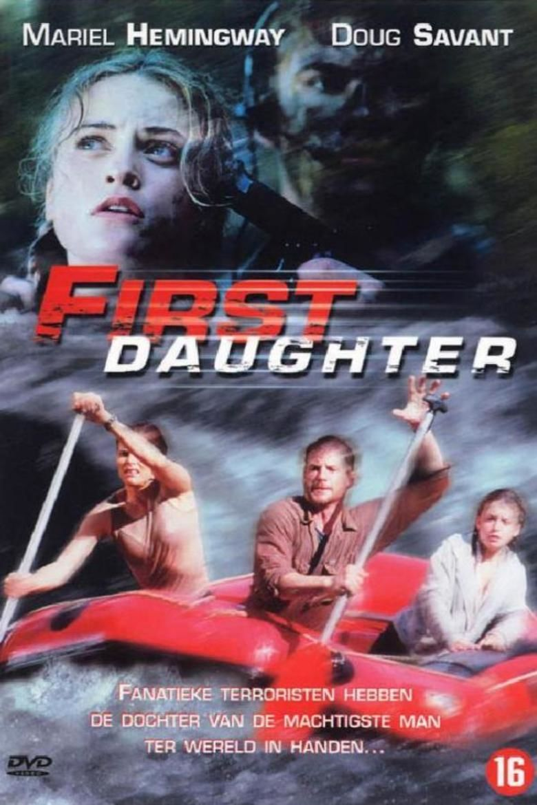 First Daughter (1999 film) movie poster