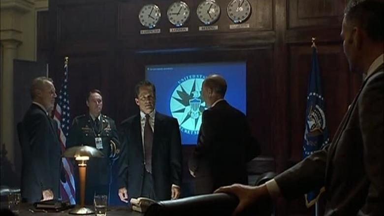 First Daughter (1999 film) movie scenes