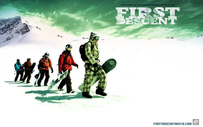 First Descent movie scenes