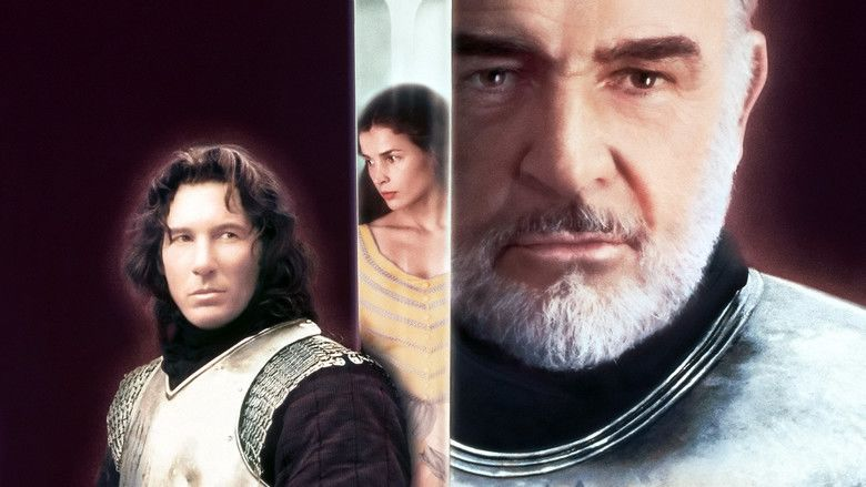 First Knight movie scenes