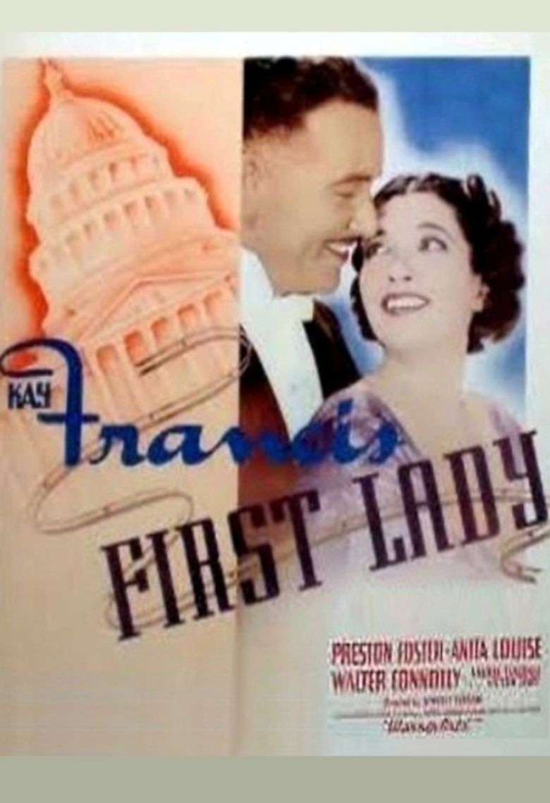 First Lady (film) movie poster