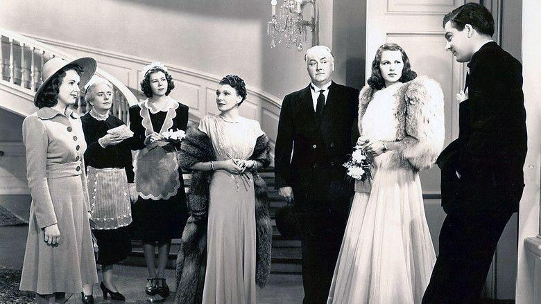 First Love (1939 film) movie scenes