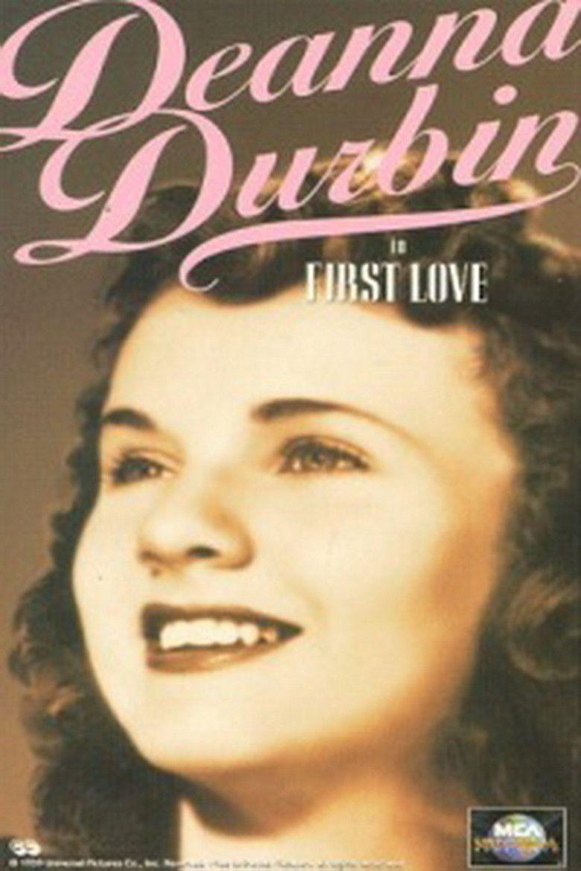 First Love (1939 film) movie poster